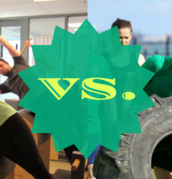 Fitness Throwdown I: Pilates vs. Crossfit