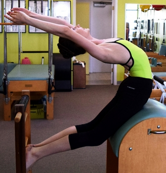 From SRQ to DC: A Ballerina's Journey Via Pilates