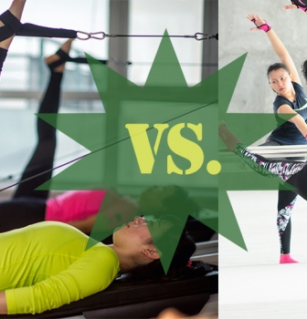 Fitness Throwdown II: Pilates vs. Barre